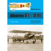 122, Albatros D.I - D.III