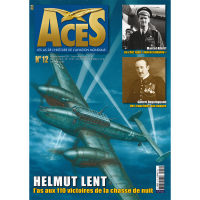 Aces No.12 : Helmut Lent