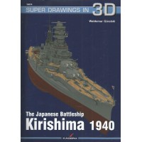 74,The Japanese Battleship Kirishima 1940