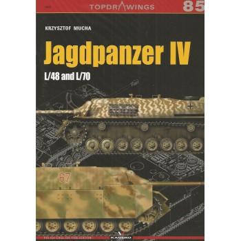 85, Jagdpanzer IV L/48 and L/70