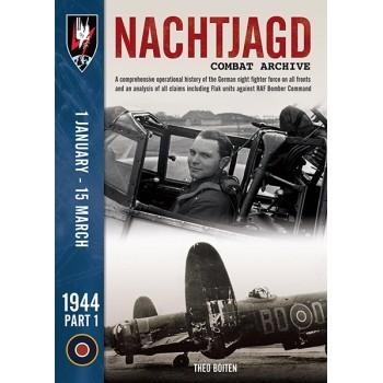 Nachtjagd Combat Archive 1944 Part 1 : 1 January - 15 March