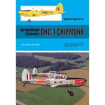 123, de Havilland DHC-1 Chipmunk