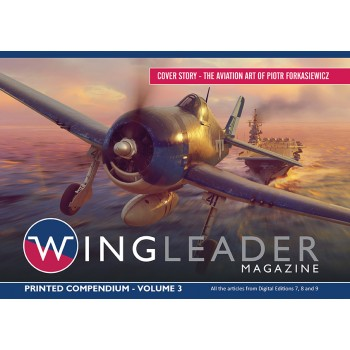 Wing Leader Magazine Vol.3