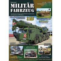 Tankograd Militärfahrzeug 1/2020