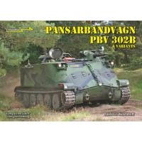 22, Pansarbandvagn PBV 302 B & Variants