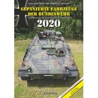 Gepanzerte Fahrzeuge der Bundeswehr : Militährfahrzeug Jahrbuch 2020