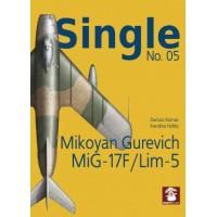 Single No. 5 :. Mikoyan Gurevich MiG-17 F / Lim-5