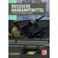 Russische Nahkampfmittel - Typen,Technik,Daten