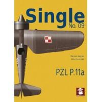 Single No.9 : PZL P.11A