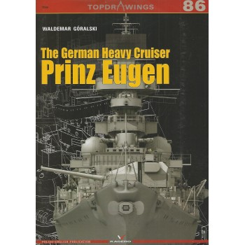 86,The German Heavy Cruiser Prinz Eugen