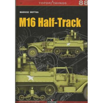 88, M 16 Half - Track