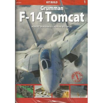 Kit Build No.1 : Grumman F-14 Tomcat