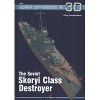 75,The Soviet Skoryi Class Destroyer