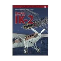 13, Ikarus IK-2