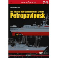 74, The Russian ASW Guided Missile Cruiser Petropavlovsk