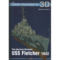 76,The American Destroyer USS Fletcher 1942