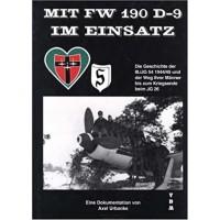 Mit FW 190 D-9 im Einsatz