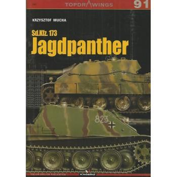 91, Sd.Kfz. 173 Jagdpanther