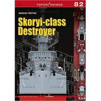 82, Skoryi-Class Destroyer