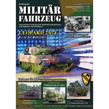 Tankograd Militärfahrzeug 2/2020