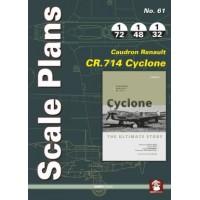 61, Caudron-Renault CR.714 Cyclone