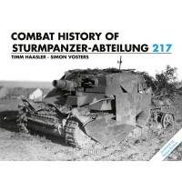 Combat History of Sturmpanzer - Abteilung 217
