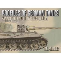 Profiles of German Tanks - Panzer Book No.3