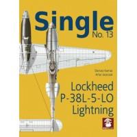 Single No.13 : Lockheed P-38L-5-LO Lightning