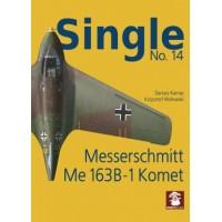Single No.14 : Messerschmitt Me 163 B-1 Komet