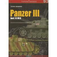 93, Panzer III Ausf. J/L/M/K