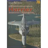 70, Harrier AV-8S / TAV-8S & AV-8B/ B + / TAV-8B