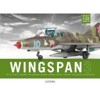 Wingspan Vol.3 Aircraft 1:32 Modelling