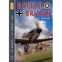 Battle of Britain Combat Archive Vol.8 : 30 August - 31 August 1940