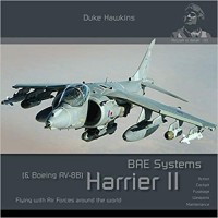Aircraft in Detail No.11 : BAE Systems (& Boeing AV-88) Harrier II