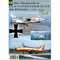 Die Deutschen Luftstreitkräfte im Einsatz 1956 - heute Teil 9
