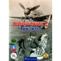 """La Stukageschwader 2 """"Immelmann """" Tome 2"""