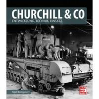 Churchill & Co - Entwicklung,Technik,Einsatz