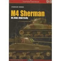 98, M 4 Sherman