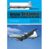 125, Bristol Britannia - Canadair CP-107 Argus & CC-106 Yukon