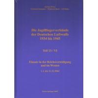 13/VI, Einsatz in der Reichsverteidigung und im Westen 1.1. bis 31.12.1944