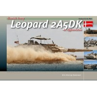 Danish Army Leopard 2A5DK in Afghanistan