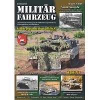 Tankograd Militärfahrzeug 3/2020
