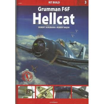 Kit Build No.3 : Grumman F6F Hellcat