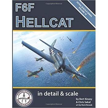 Detail & Scale No.10 : F6F Hellcat
