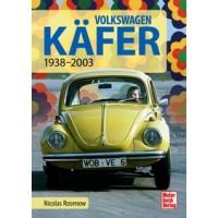 Volkswagen Käfer Limousinen 1938 - 2003