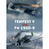 97, Typhoon V vs FW 190D-9 1944 - 1945