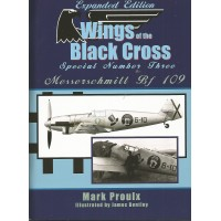 Messerschmitt Bf 109 - Wings of the Black Cross Special Number Three