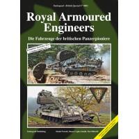 9002, Royal Armoured Engineers - Fahrzeuge der Britischen Panzerpioniere