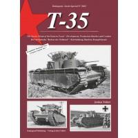 """2012, T-35 : Der Sowjetische """"Koloß der Ostfront"""""""