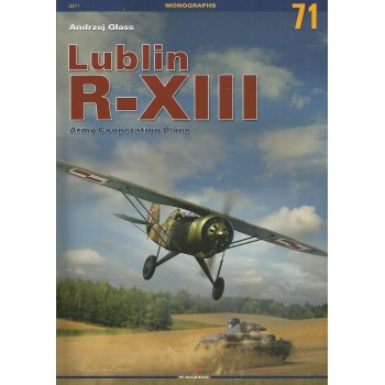 71, Lublin R-XIII - Army Cooperation Plane